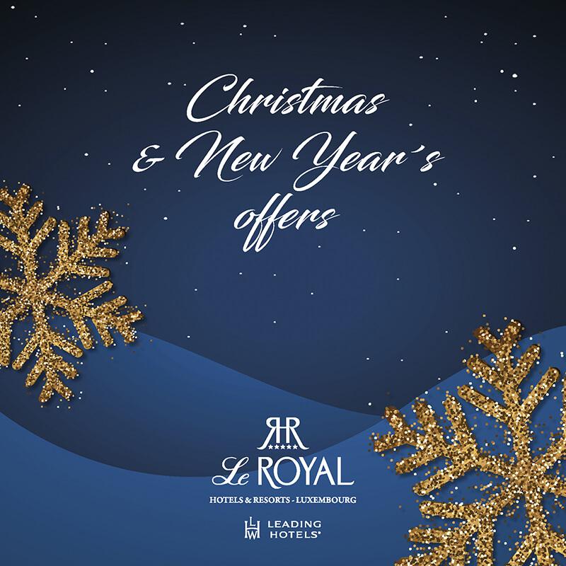 Christmas and New Year's Menus