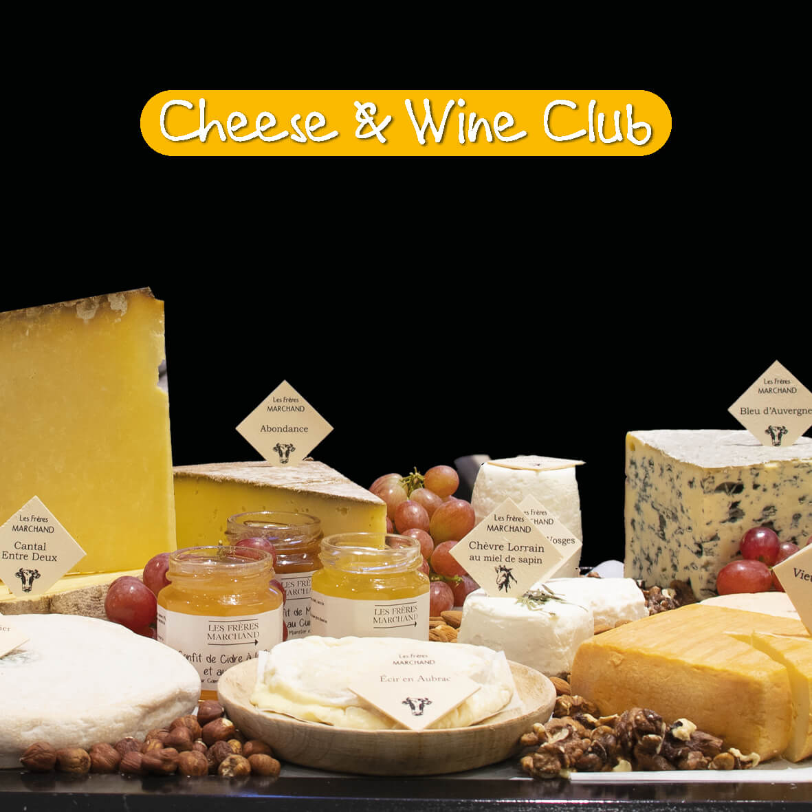 Soirée Cheese and wine